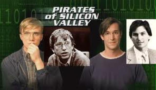 Los piratas del sillicon valley