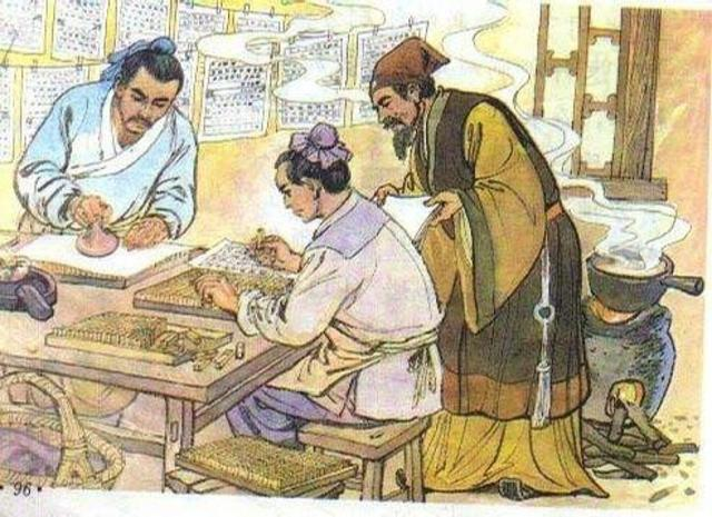 Invention of Paper