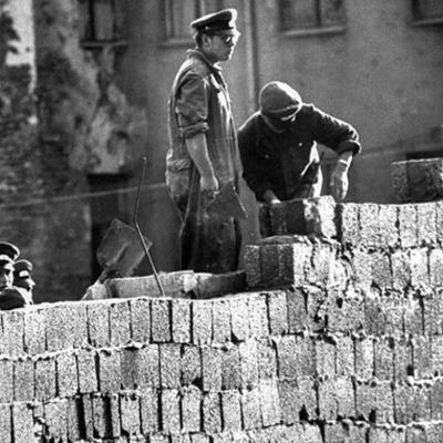 Berlin Wall timeline