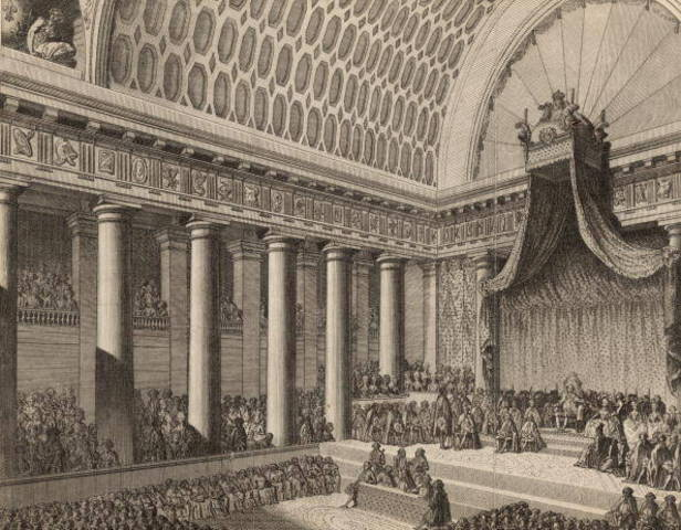 The declaration of the National Assembly