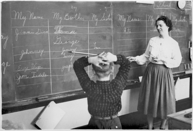 Invention of Blackboards