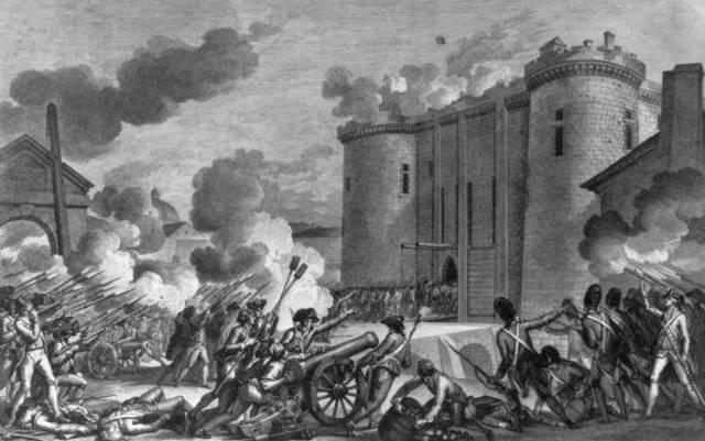 Storming of Bastille