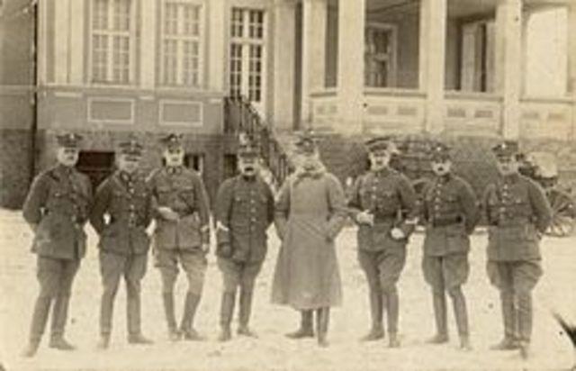 Great Polish uprising