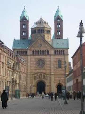 France & Speyer