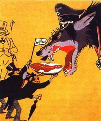 Germany violates the treaty