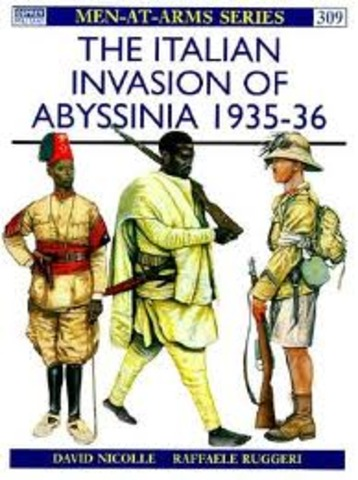 Italy invades Abyssinia