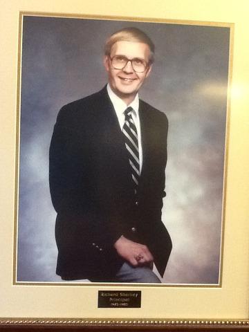 Richard Sharkey 1975-1980