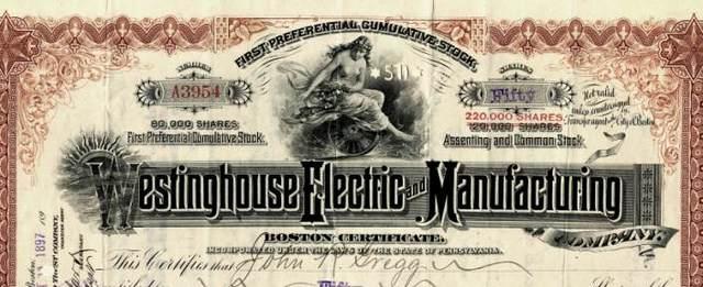 fundacion de Westinghouse Electric