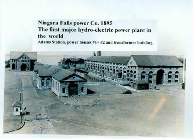 Generadores Hidroeléctricos
