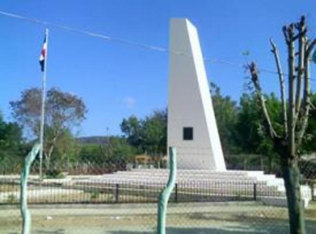 Batalla de Sabana Larga ( Republica Dominicana)