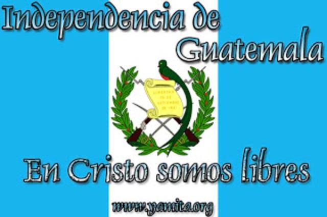 Independecia Guatemala