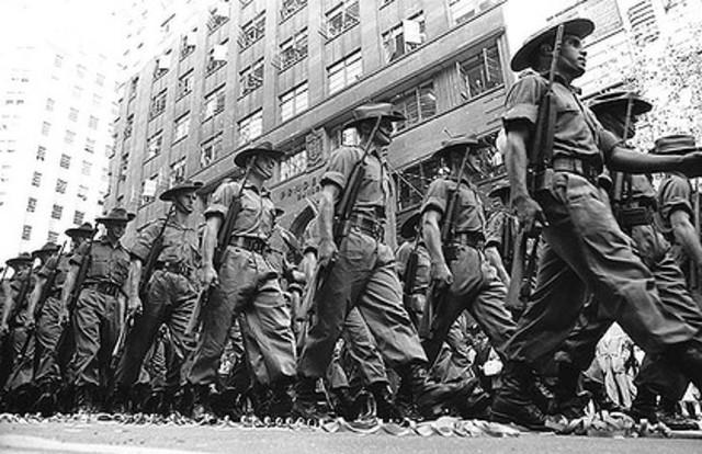 Last of the Australian Troops Return Home
