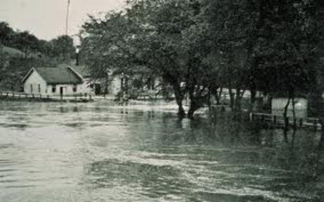 The Great Flood of 1931