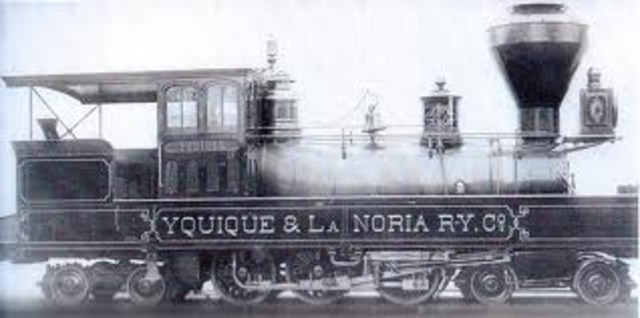 Edison como telegrafista de ferrocarril del Grand Trunk