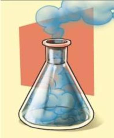 Faraday, aislamiento de gases