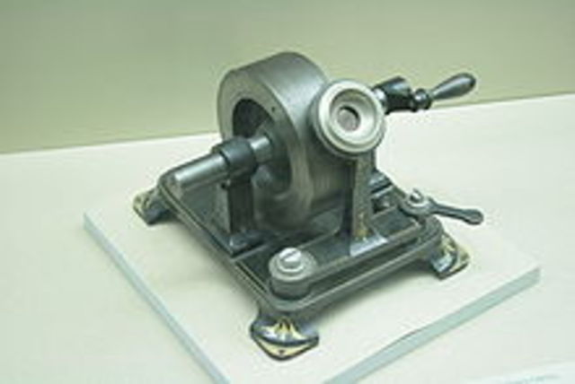 Creacion del Fonografo