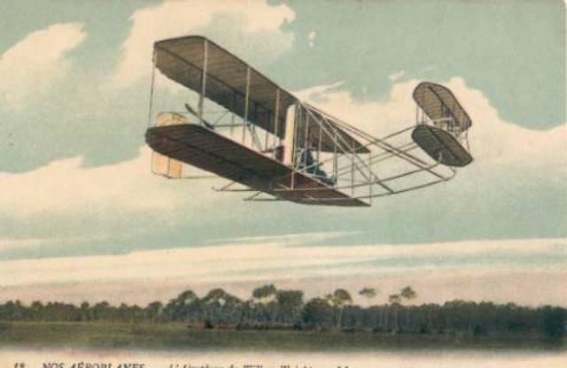 Tesla y la aeronautica