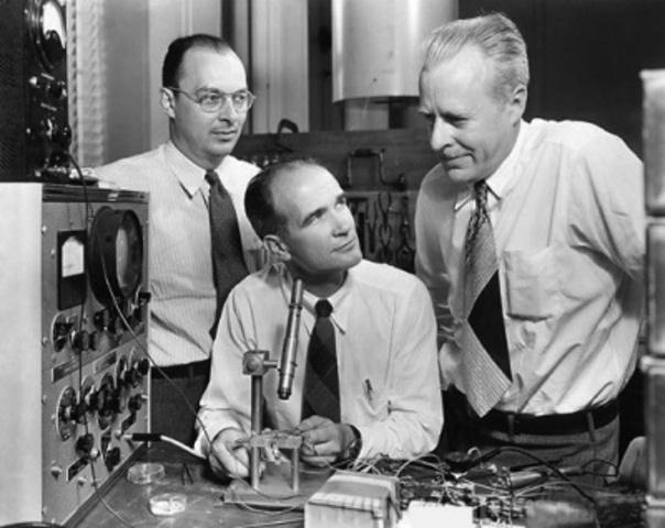 Invencion del Transistor