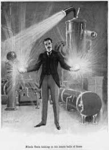 ¿Qué Hacia Nikola Tesla?
