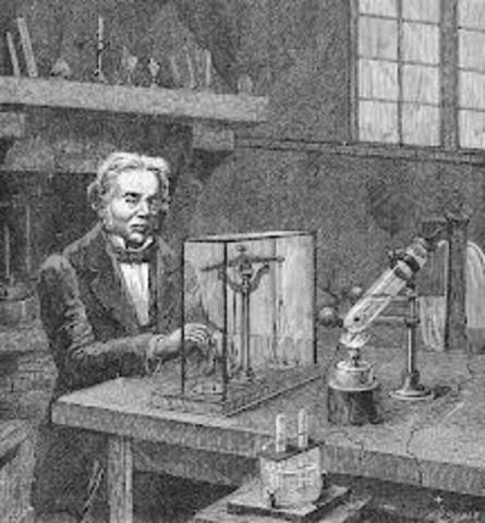 Michael Faraday Y Su Trabajo Como Ayudante
