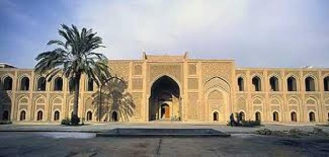 The House of Wisdom in Bagdad was a library, translation and educational centre.