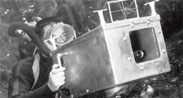 Underwater Camera development