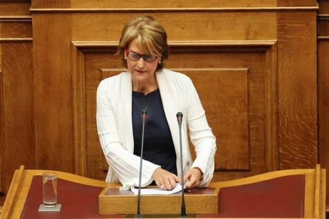 """Ρεπούση: Η ΔΗΜΑΡ δεν θα στηρίξει αυτό το """"σχέδιο Αθηνά"""""""