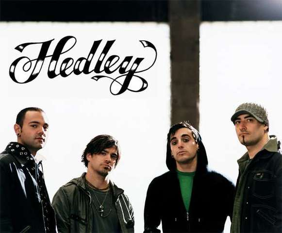 Kiss You Inside Out - Hedley