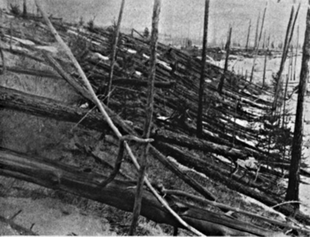 The Tunguska Explosion
