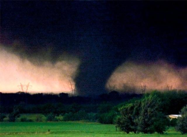 The 1999 Bridge Creek F5 Tornado