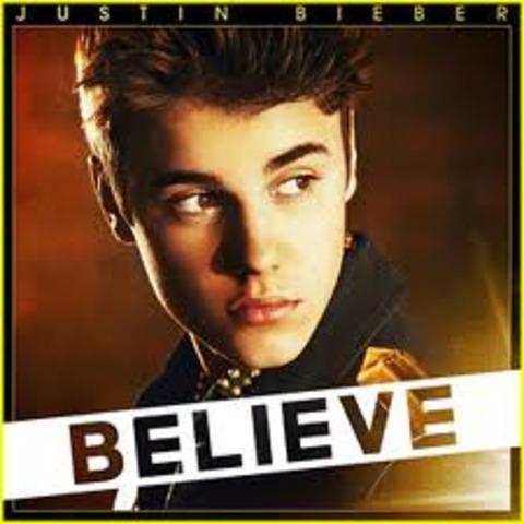 Believe Album Released