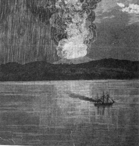 The 1815 Tambora Eruption
