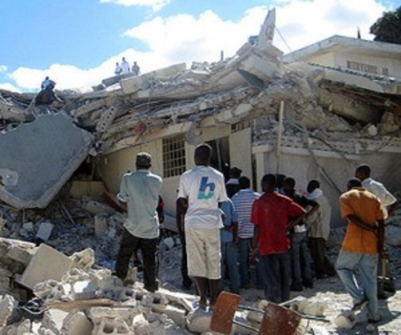 The Haiti Earthquake