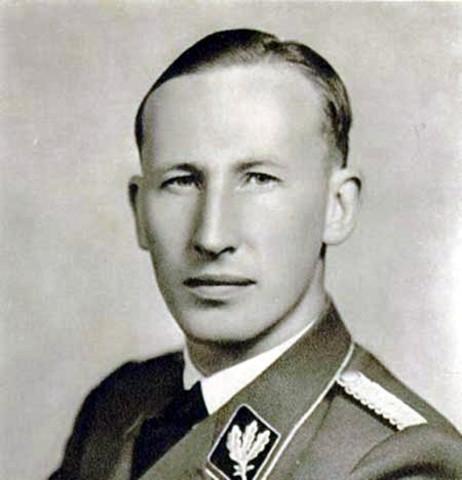 Reinhard Heydrich assassinated