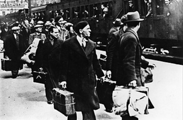 Roundup of Jews from Vichy France