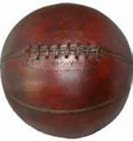 Basketball was made