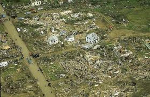 Spencer Tornado of 1998