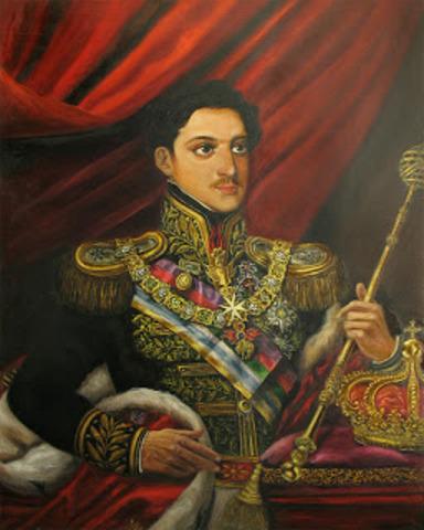 Reconhecimento de D. Miguel como rei, pelo papa