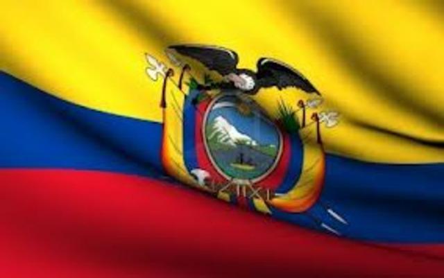 La independencia de Ecuador