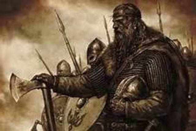 Vikings set foot in America