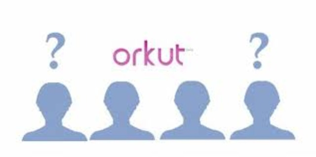 Início do ORKUT