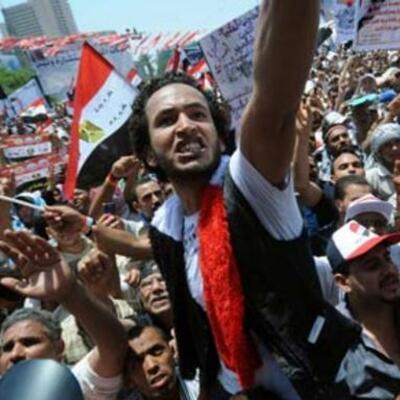 Arab Spring Comparative Timeline