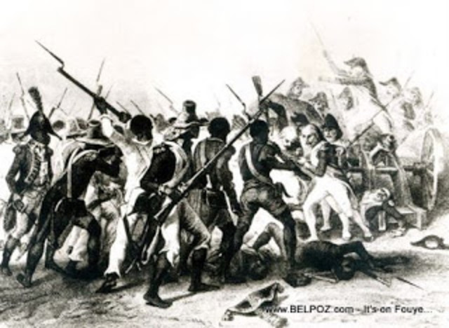 Batalla de Vertières(Haiti)