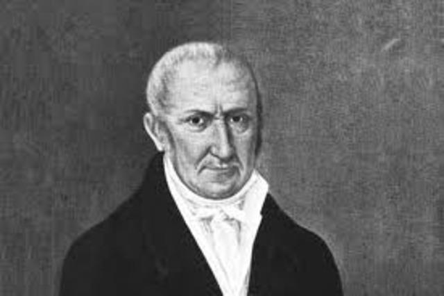Alessandro Volta Contrae Matrimonio