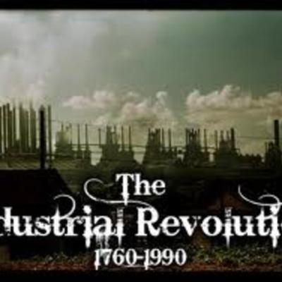 Build up to Industrial Revolution timeline