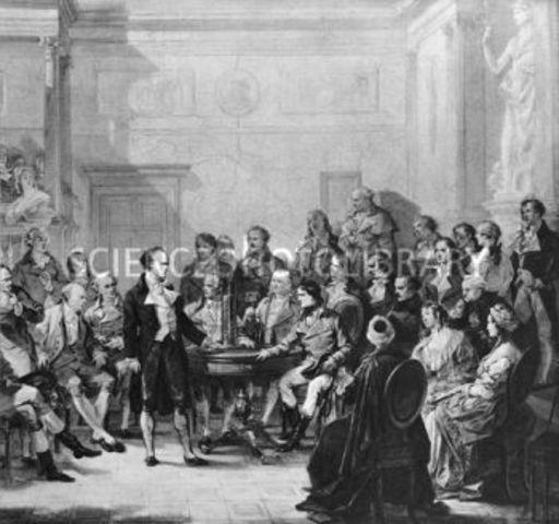 Trabajos De Alessandro Volta