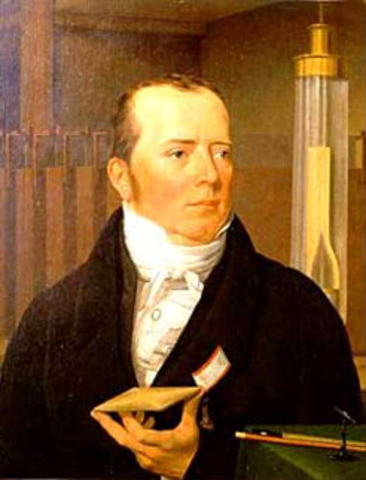 Danés Hans Christian Oersted (1777-1851)