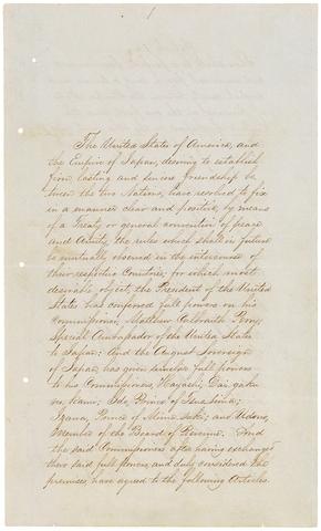 Treaty of Peace and Amity