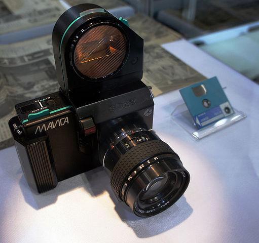 Sony MAVICA Electronic Camera