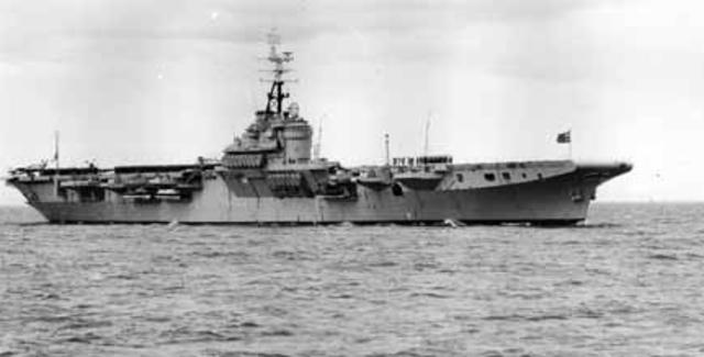 HMAS Sydney travels to South Vietnam